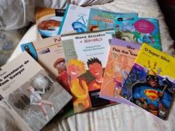 Vende se livros literário