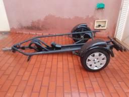 Carretinha Reboque Basculante - Boxcar Speed