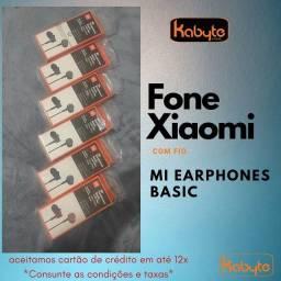 Fone Xiaomi com Fio 49,00