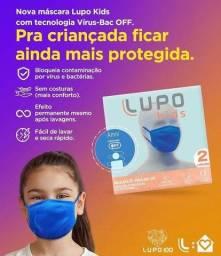 Máscaras LUPO - originais
