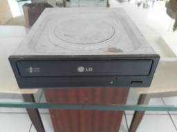 Vendo leitor de Dvd, Cd da LG