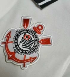 Camisa feminina do Corinthians