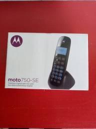 Telefone sem fio para linha fixa