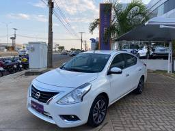 Título do anúncio: Nissan Versa 1.6 16V SL FlexStart (Flex)