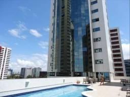 Título do anúncio: JF Flat na avenida Boa viagem, já no Pool hoteleiro, seu melhor investimento