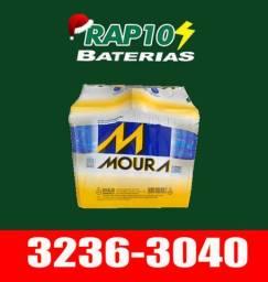 Bateria Moura Honda Civic City -- Bateria Moura Honda Civic City
