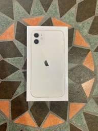 iPhone 11 64gb branco zerado