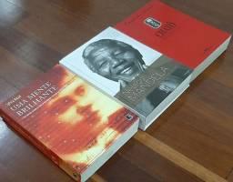 Grandes personalidades da Ciência, do Mundo,  e do Brasil- livros