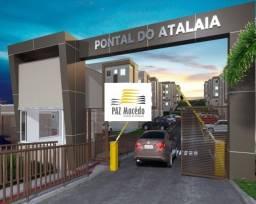 Título do anúncio: Pontal Do Atalaia ,Apartamento 2 quartos com Area de Lazer completa ,