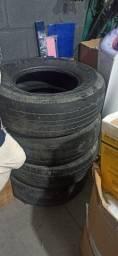 4 pneus aro 16 255/70r