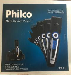Máquina philco multi groom 7 em 1 nova