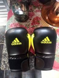 Luva de treino boxe