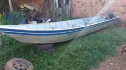 Título do anúncio: Barco 7 metros