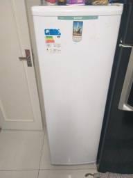 Freezer cônsul semi novo funcionando perfeitamente, motivo falta de espaço