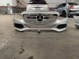 Título do anúncio: Pára-choque dianteiro e traseiro teto Mercedes C180