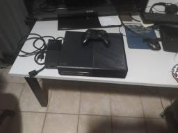 Xbox one 500gb + 5 jogos