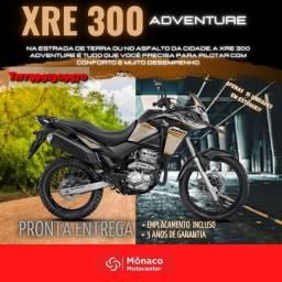 Título do anúncio: Xre 300 Modelo 2022