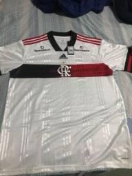 Camisa do Flamengo 2020 Branca Original