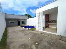 (Karlos)Casa 2/4 com Piscina em Itapuã