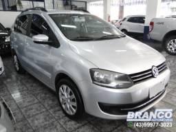 Título do anúncio: Volkswagen SPACEFOX 1.6/ 1.6 Trend Total Flex 8V 5p
