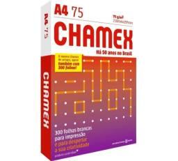Título do anúncio: Papel A4 Chamex 75g Resma de 500fls