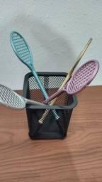 Título do anúncio: Caneta  Raquete de Tênis