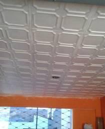 Placas decorativas para teto/parede