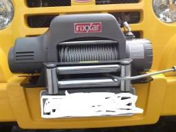 Guincho eletrico fixxar MTX  semi-novo troller ou jeep willys f-75
