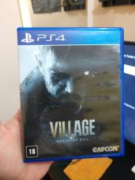 Resident Evil Viilage (ps4/ps5 upgrade free)