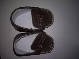 Sapato Mocassin infantil