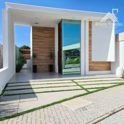 Casa Plana Rua Privativa em loteamento FECHADO - Eusébio-Coité