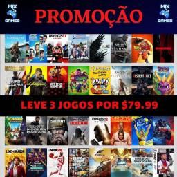 PROMOÇÃO DE JOGOS XBOX ONE E SERIES S|X