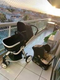 Carrinho de bebe mobi safety 1 st