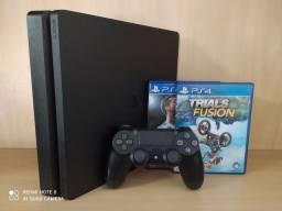 Playstation 4 Slim 1TB + 2 Jogos + Garantia