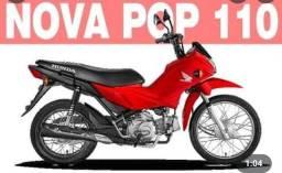 Título do anúncio: MOTO POP 100 - NOVA
