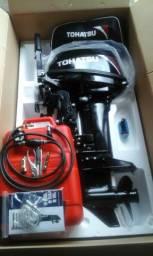 Tohatsu 18 HP Novo na caixa