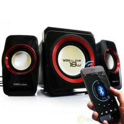 Sistema Som Home Theater Subwoofer 18w Pc Tv Bivolt G500bt