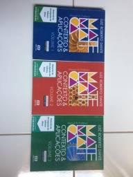 Matemática Dante 3 volumes