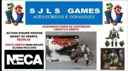 Kratos Of Sparta Figura de Ação Colecionavel