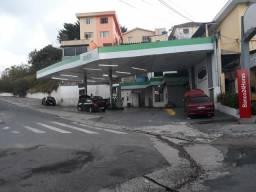 Posto de gasolina na zona oeste