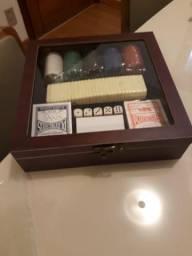Kit jogo de pocker