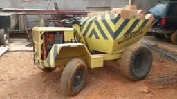 Trator caminhão mini dumper