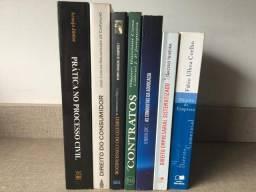 Super Oferta - R$ 10,00 cada - Livros de Direito (para faculdade, OAB e concursos)