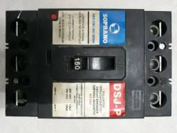 Disjuntor eletrostática Soprano trifásico 150 Amp