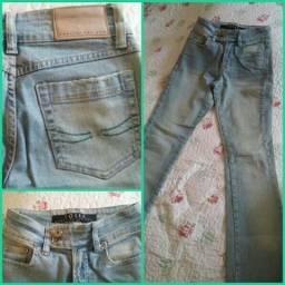 Calça Jeans Folic