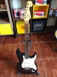 Guitarra tarima
