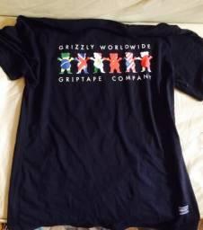 Camiseta grizzly GG