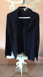 Casaco Preto básico