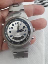 Relógio orient digital usado