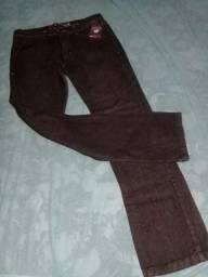 Calça masculina nova